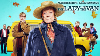 Netflix Box Art for Lady in the Van, The