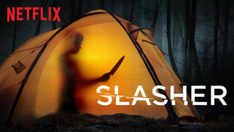 Netflix box art for Slasher - Season The Executioner