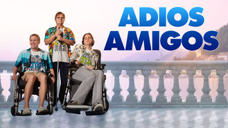 Netflix box art for Adios Amigo